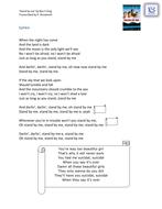 Ben E King Stand by Me BTEC music ensemble resource.doc