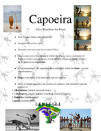 Capoeira Resources