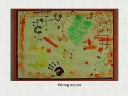 printing...using texture.ppt