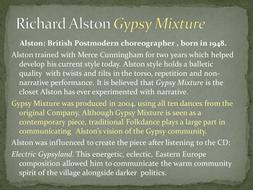 Richard Alston Gypsy Mixture.ppt