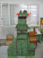 Dinosaur Assembly