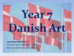 Intro to Danish Art Topic