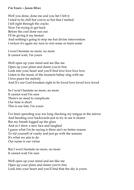 I'm Yours - Chords and Lyrics