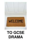year 10 handouts for AQA Drama, Scripted, Devised, Live, TiE.doc