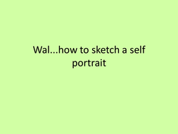 art_steps_for_drawing_a_portrait.ppt