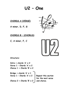 U2 one guitar.doc
