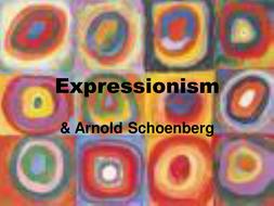 Schoenberg; 'Peripetie'