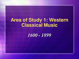 Key features of Baroque and background to Messiah.ppt
