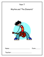 Rhythm; The Elements and The Beginnings of Notation