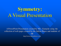 LineSymmetry.ppt