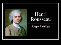 Henri_Rousseau.ppt