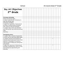 Art and Design Assessment grids