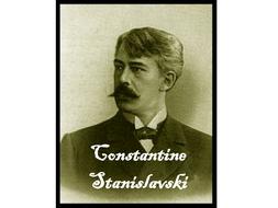 Stanislavski PowerPoint