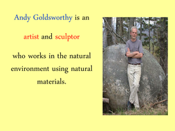 andy_goldsworthy.ppt