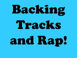 Slide show - Backing tracks and rap
