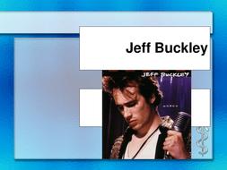 Jeff Buckley Analysis