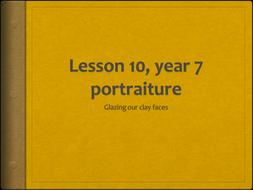 Portraiture lesson 10 glazing.pptx