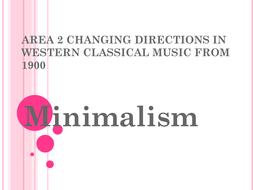 Minimalism intro.ppt