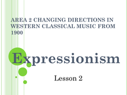 Expressionism lesson 2.ppt