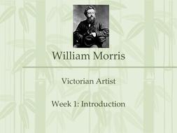 William Morris PowerPoint