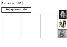 DESIGN YOUR OWN ROBOT.doc