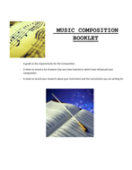 'Start Composing' Booklet