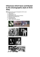 Influences which have contributed to the choreographic style of Alvin Ailey(1).doc