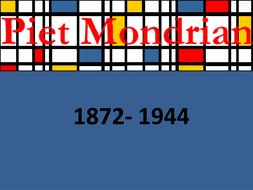 Piet Mondrian (History of Abstract Art)