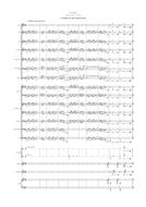 Scores of Orlando Gough's five fanfares