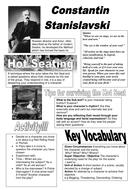 Hot seating - Stanislavski.doc