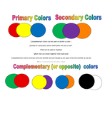 Art and design - Color Theory
