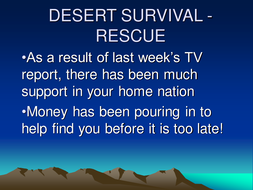 DESERTSURVIVAL_9_RESCUE.ppt