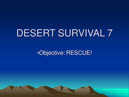 DESERT_SURVIVAL_7.ppt