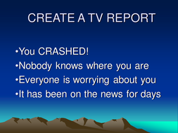 DESERTSURVIVAL_8_TV_REPORT.ppt
