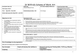 art and design assessment