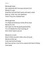 Stimulus_1_Money_lyrics[1].doc