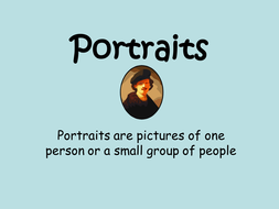 Portraits.ppt