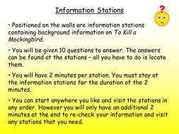 information stations instructions.ppt