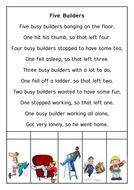 Five Builders