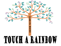 Touch a rainbow Backing.ppt