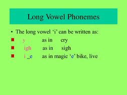 long i words.ppt
