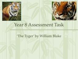 Year 8 Assessment Task The Tyger.ppt