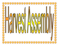 Harvest Assembly.doc