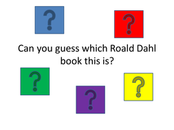 ROALD DAHL EXTRACT POWER POINT.ppt