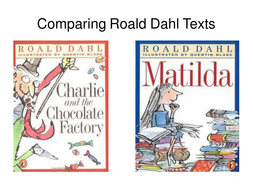 comparing matilda and charlie.ppt