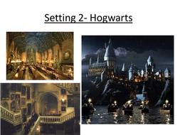 Setting 2- Hogwarts.ppt