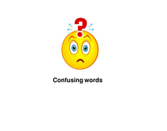 confusing_words.ppt