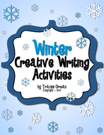 Winter Creative Writing Activities
