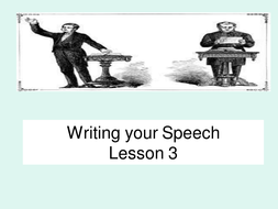 Writing Speech- lesson 3 and 4.ppt