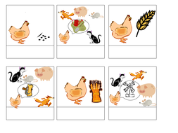 Little Red Hen Story Board.ppt